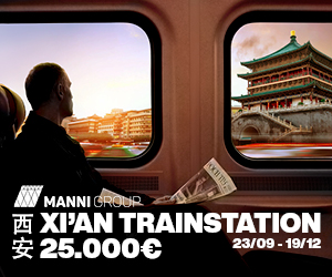 Xi'an Train Station Competition