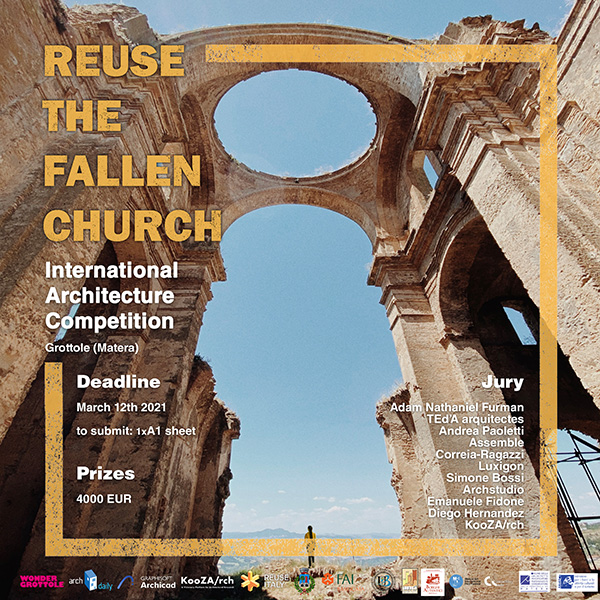 RE-USE the Fallen-church