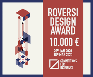 ROVERSI DESIGN AWARD