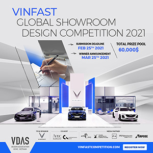 GLOBAL SHOWROOM DESIGN COMPETITION 2021