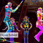 MOSCOW Circus School Competition