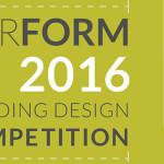 perFORM 2016 Building Design Competition