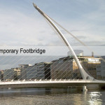 DUBLIN – Contemporary Footbridge
