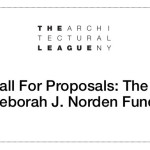 Call For Proposals: The Deborah J. Norden Fund