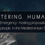 Sheltering Humanity: Emergency-hosting proposals for people in the Mediterranean Sea