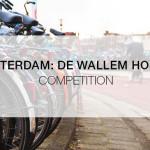 AMSTERDAM: DE WALLEM HOSTEL