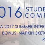 BLTa 2016 Student Design Competition