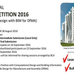 International BIM Competition 2016