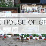 THE HOUSE OF GRIEF