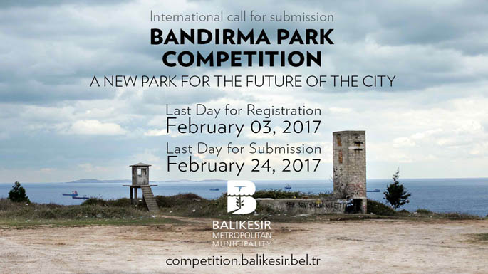 Bandirma Park Competition