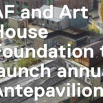 Antepavilion competition