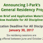 I-Park 2017 Architecture Residency