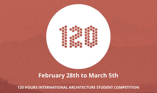 120 architecture student competition 2017