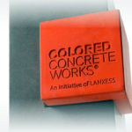 Colored Concrete Works Award 2017