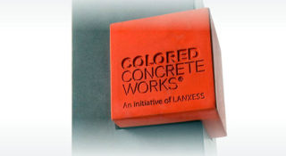 coloured concrete award