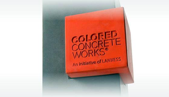 coloured concrete award