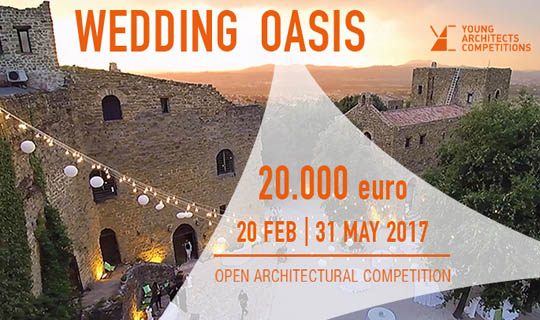 wedding oasis competition