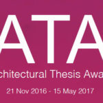 Architectural Thesis Award 2017