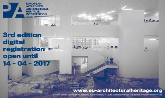 architecture heritage award