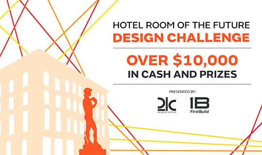hotel room design challenge