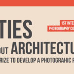 "International Photography Competition ""Cities without Architecture"""