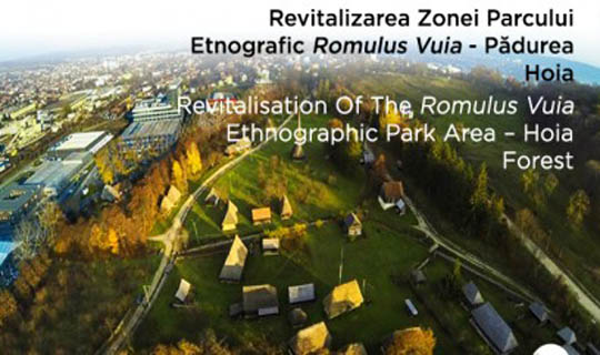 romulus Vuia Etnographic Park Revitalisation