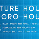 Call for Entries: Future House – Micro House