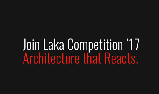 laka architecture competition 2017