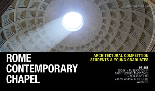 rome architecture competition