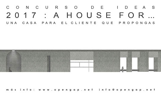 a house for contest