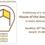 Call for a straw bale House of Associations