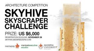 skyhive skyscraper architecture contest