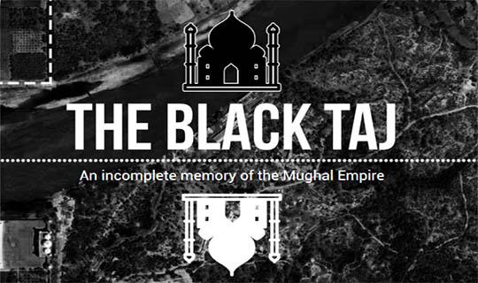 the black taj mahal