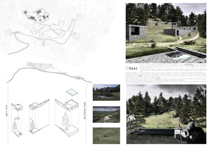 3rd Prize_architecture competition