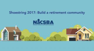 Retirement home ideas competition 2017