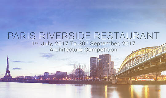 riverside restaurant architecture competition