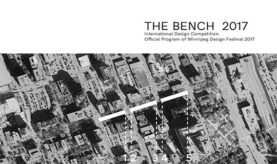 The Bench International Design Competition Competitions Archi