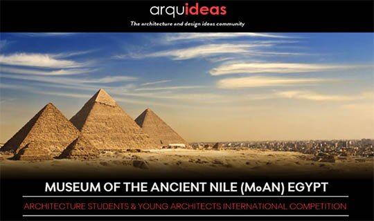 egypt museum competition