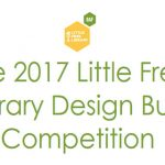 2017 Little Free Library Design Competition