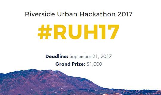 riverside urban hackathon
