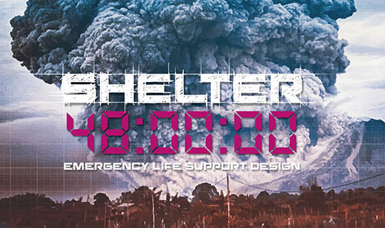 Shelter 48 architectural competition