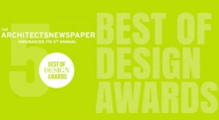 architectsnewspaper award