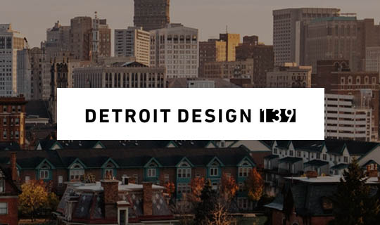 detroit design competition