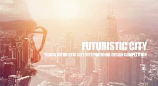 futuristic city architecture competition