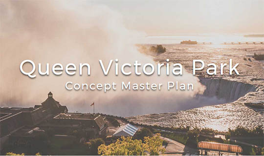 victoria park master plan concept