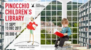 Pinocchio Children's Library Competition