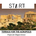 ATHENSCALL: TERRACE OF ACROPOLIS