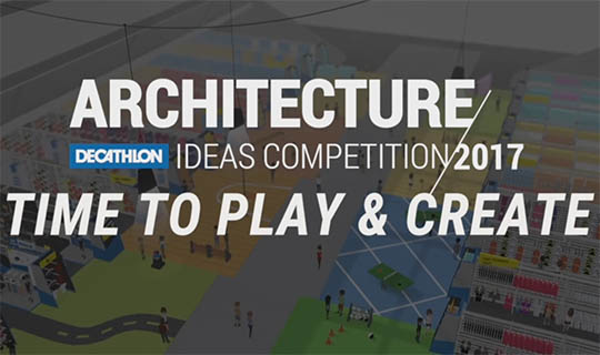 decathlon architecture ideas competition