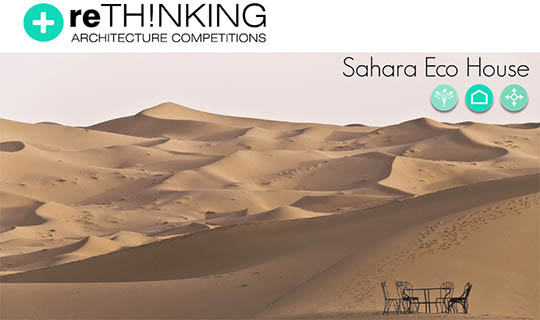 sahara-eco-house competition