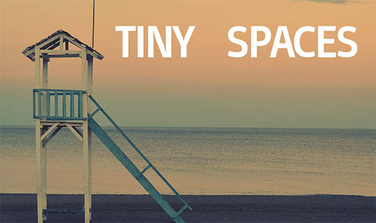 tiny spaces architecture competition